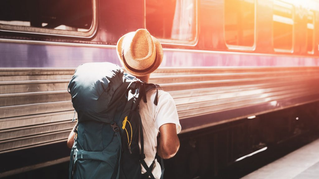 初めてのひとり旅