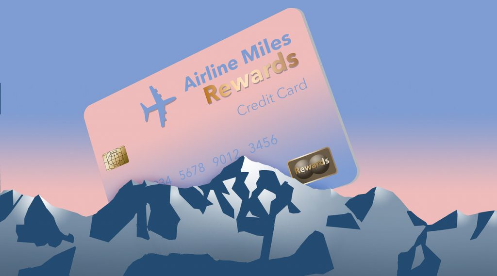 mileage mile card