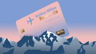 mileage mile card