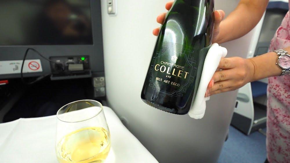 shampagne business ana